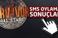 Survivor kim elendi, Survivor 16 mart 2016 sms sıralaması