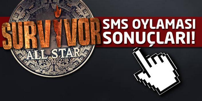 Survivor 8 mart 2016 sms sıralaması, Survivor kim elendi