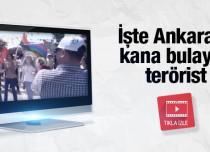 Ankara saldırısını düzenleyen o terörist