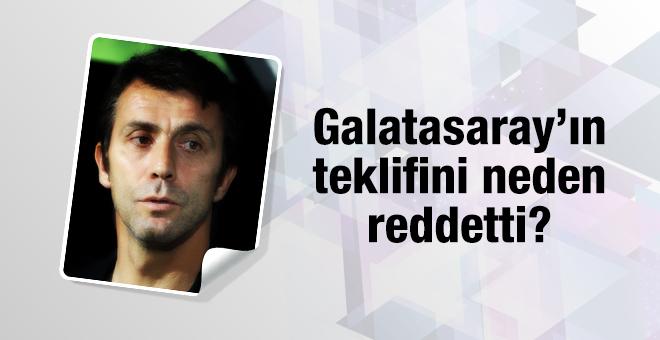 Bülent Korkmaz ve Galatasaray neden anlaşamadı?