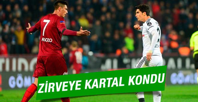 Beşiktaş Trabzonspor'un geniş özeti ve golleri