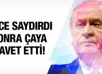 Devlet Bahçeliden Zaman Gazetesi ve Hdp Açıklaması
