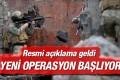 Efkan Ala açıkladı: Yeni operasyon