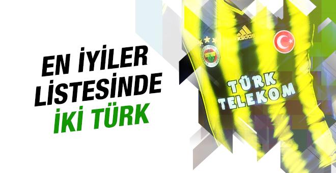 En iyi gençler listesinde 2 Türk var biri Fenerbahçeli