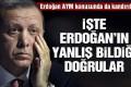 Erdoğan AYM konusunda da kandırılmış!