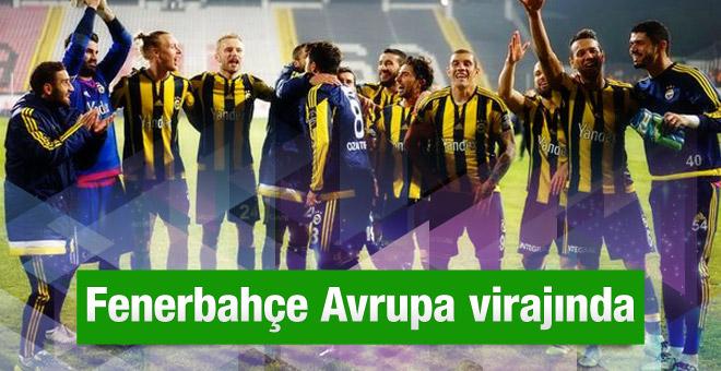 Fenerbahçe Avrupa'da Braga yolunda