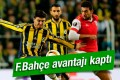 Fenerbahçe-Braga geniş özeti