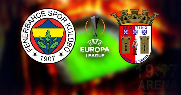 Braga-Fenerbahçe maçı