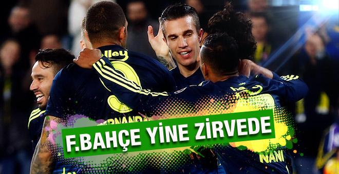 Fenerbahçe Kayserispor maçının geniş özeti