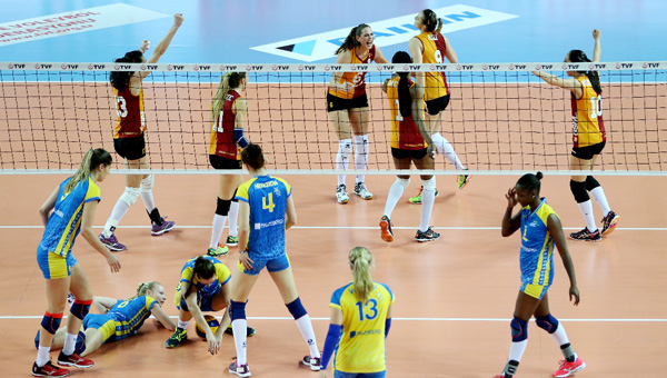 Galatasaray Daikin finale çıktı