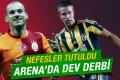 Galatasaray Fenerbahçe derbi maçı 20 mart