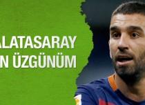 Galatasaray için acı konuştu