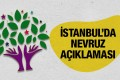 HDP'den flaş Nevruz açıklaması