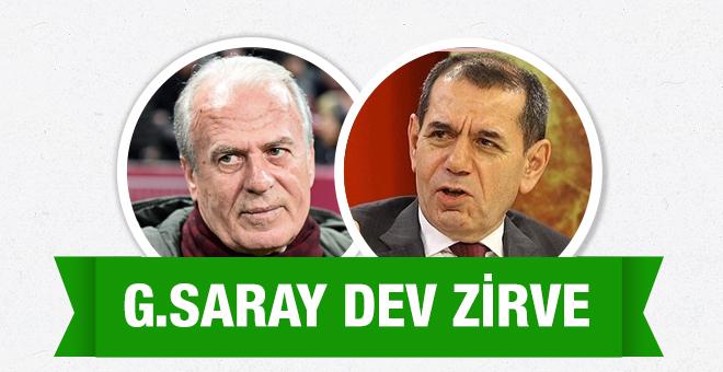 Mustafa Denizli ile görüşüldü