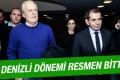 Mustafa Denizli'nin istifası kabul edildi