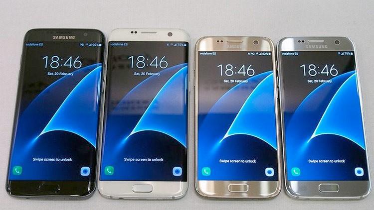 Samsung Galaxy S7 ve S7 edge fiyatları açıklandı