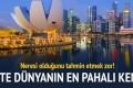 Singapur tekrar dünyanın en pahalı şehri