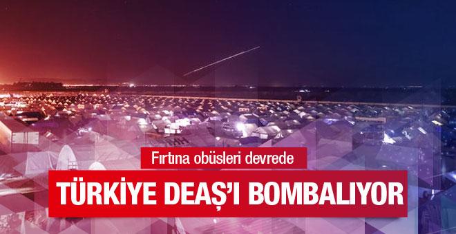 Türkiye Deaşı bombalıyor