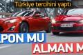 Türkiye'de en çok satılan araba markası