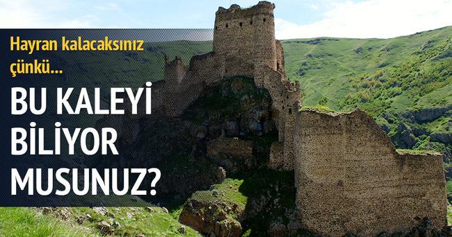 Türkiy'deki kaleler