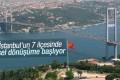 Toki İstanbul'u değiştirmeye başlıyor