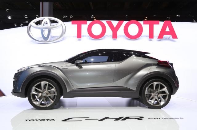 Toyota C-HR'nin Türkiye Lansmanı