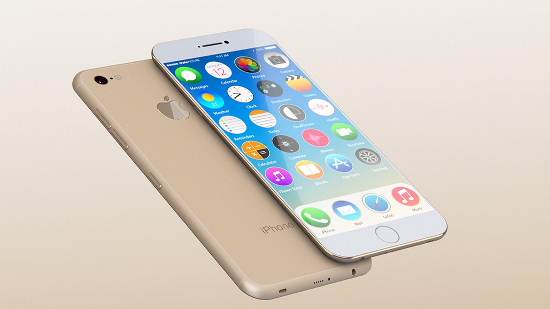 iPhone 7ye ait resimler