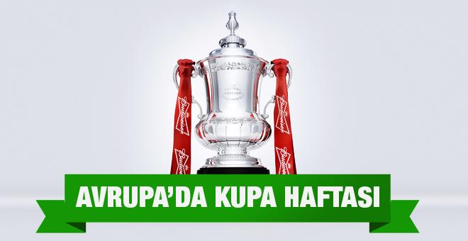 Avrupa Kupa Haftası Finaline Hazır!