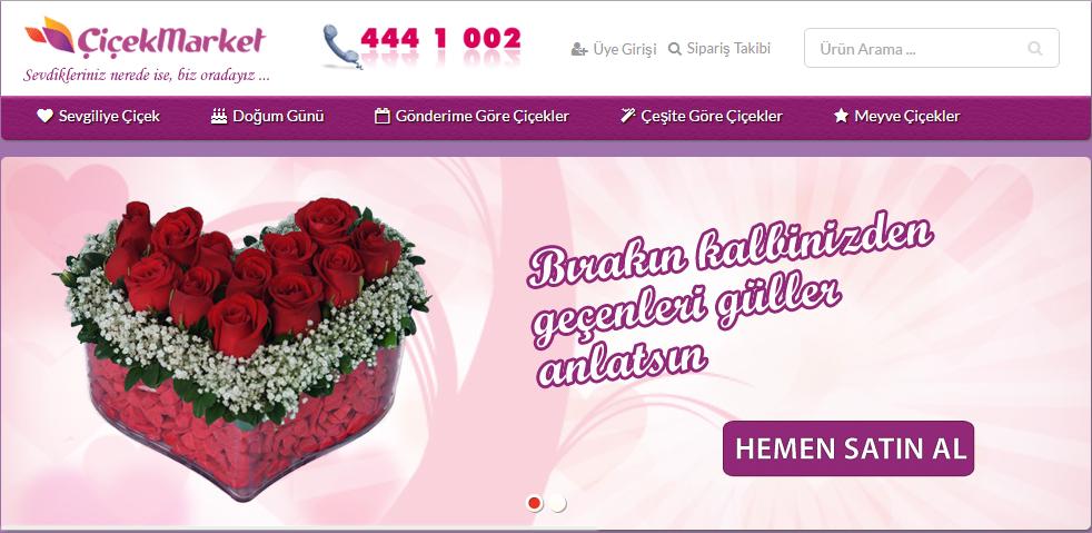 Sevdiklerinize Cıvıl Cıvıl Bir Sepet Çiçek Hediye Edin
