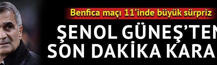 Beşiktaş Benfica Maçı Detayları