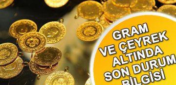 25 Kasım Altın Ne Kadar