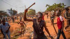 Orta Afrika Cumhuriyeti'nde Çatışma